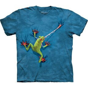 Tricou Frog Tongue