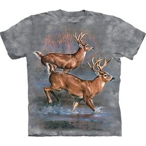 Tricou Whitetail Run