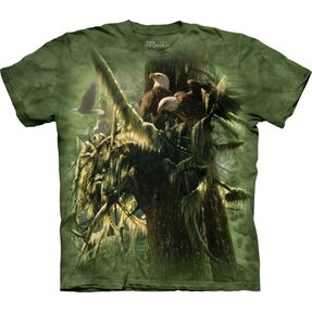 Tricou Enchanted Forest Eagles