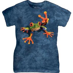 Dámské tričko Rosnička Viki