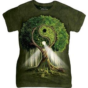 Dámske tričko Strom Jin Jang
