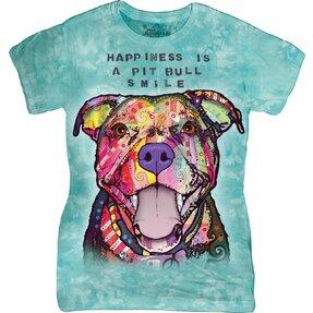 Dámske tričko Russo Usmievajúci sa