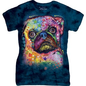 Russo Pug Dean Russo T Shirt