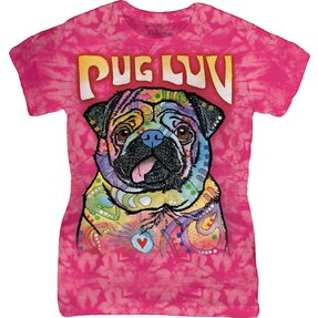 Pug Luv Russo