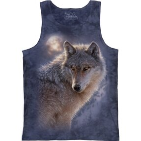 Unterhemd Abenteuerlicher Wolf