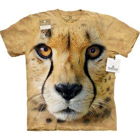 Tričko Tvár geparda