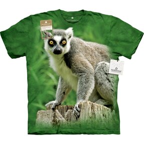 T-shirt Life of Lemur