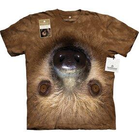 T-Shirt Umgekipptes Faultier