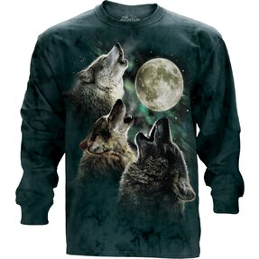 3 Wolf Moon  Adult Long