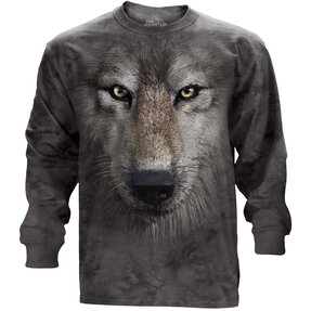 Wolf Face  Adult Long