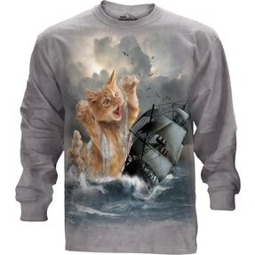 Krakitten Long Sleeve T Shirt
