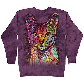 Sweatshirt Abessinische Katze