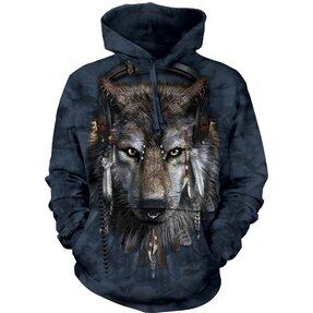 Sweatshirt mit Kapuze DJ Wolf
