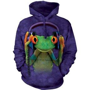 Hoodie DJ Frog