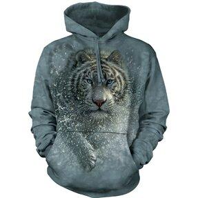 Hoodie Wet Tiger