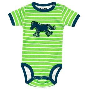 LazyOne Boys Horse Stripe