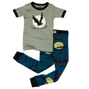 Dětské Dvojdílne Pyžamo Já v Noci Spím - Chlapecké