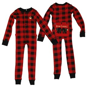 Kinder Einteiliger Pyjama - Bärin - Kind
