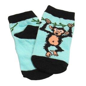 Dětské Ponožky Divoká Opice - Dítě