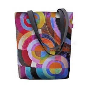 Taška na rameno Sunny - Kruhy
