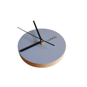 Wall Clock Kloki XS - blue