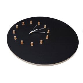 Ceas Kloki XL - negru