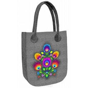 City Shoulder Handbag - Folklore