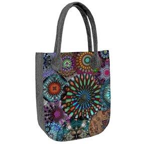 City Shoulder Handbag - Carousel