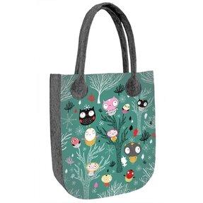 City Shoulder Handbag - Bubo