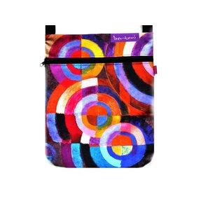 Cross Body Handtasche Joy - Kreisen