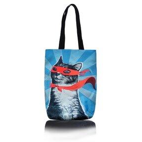 Taška na rameno Shop - Super mačka