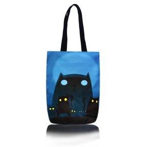 Shop válltáska - Zombie macska