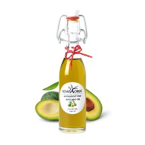 100% panenský Avokádový olej z ekologického poľnohospodárstva