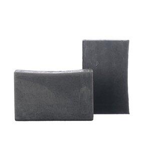 Carbone - prírodné čistiace mini mydlo s aktívnym uhlím
