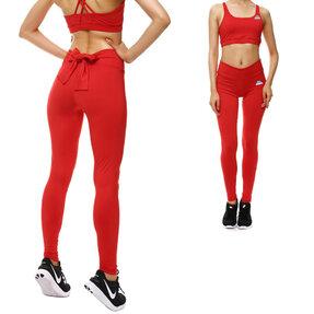 Piros leggings masnival