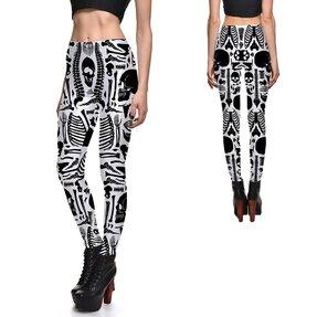 Női elasztikus leggings Bad To The Bone