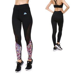 Női sportos elasztikus leggings Pebbles