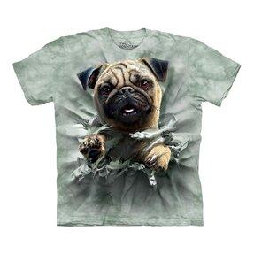 Detské tričko s krátkym rukávom Pug Breakthru