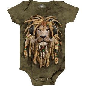 Dětské body Dredatý lev