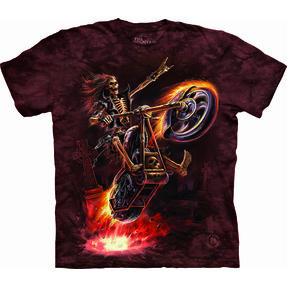 T-shirt Cavaliere dell'inferno