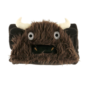 Kids' Hooded Blanket Buffalo