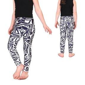 Leggings lányoknak Maze