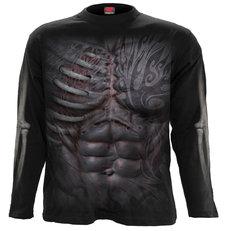 Tričko s dlhým rukávom Mužské telo