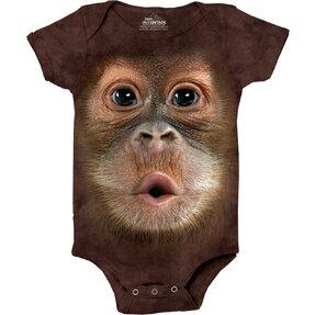 Baby Strampler Orang-Utan