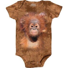 Dětské body Mládě orangutana