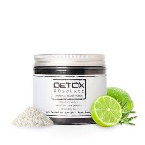 Organická pleťová maska DETOX absolute