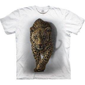 Fehér póló Misztikus leopárd