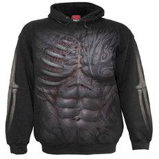 Mikina s kapucí Mužské tělo