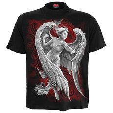 Čierne tričko Anjelská beznádej
