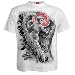 Biele tričko Anjelská beznádej